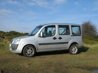 Fiat Doblo 1.4 Petrol Mobility Adapted Wheelchair Vehicle
