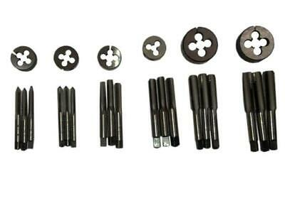 All Right Tap And Die Set 316 To 12 Bsf -6 Sizes British Standard Fine 24 Pcs