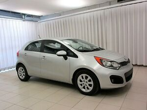 2013 Kia Rio GDI 5DR HATCH w/ Heated Seats, Air Conditioning, a