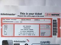 Bananarama 17 Nov 17 Manchester 1 ticket Stalls