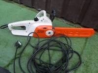 """Stihl mse 140c electric chainsaw 12"""" good working condition"""