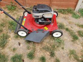 Yard King 20 inch rough cut petrol lawn mower