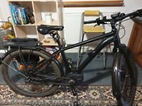 Top quality CUBE ebike with BOSCH CX Performance Line motor
