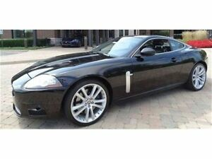 2007 Jaguar XK XKR -- COUPE -- SUPERCHARGED -- 420 H.P MONSTER