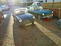 mg midget convertable 1500cc motd many new parts ready to use