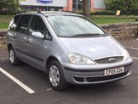 2005 FORD GALAXY 1.9 DIESEL * 7 SEATER * NO MOT * PART EX * DELIVERY *