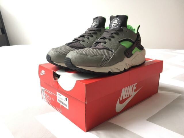 f54573cc5a124 ... coupon for nike air huarache mine grey midnight fog poison green us  10.5 mens shoes gumtree