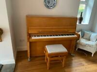 Refurbished Welmar Piano