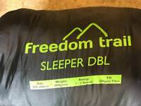 Freedom Trail Double Sleeping bag