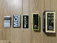 Mooer Micro Preamp 006 US Classic Deluxe Guitar Pedal - Immaculate Condition