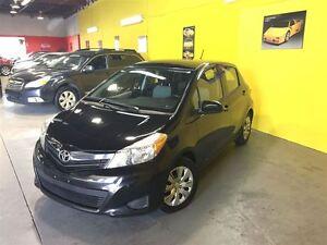 2013 Toyota Yaris LE ~ CRUISE CONTROL ~ BLUETOOTH ~ POWER OPTION