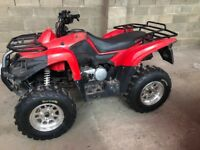 APACHE 400cc ATV UTILITY 2010 QUADZILLA RARE QUAD BIKE EXTRAS WINCH ROAD LEGAL HONDA SHAFT DRIVE