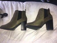 River Island Heeled Boots