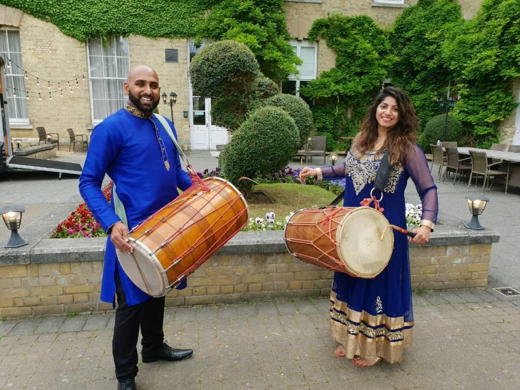 Dhol Players Drummers Dj Bhangra Bollywood Dancers Bagpipe