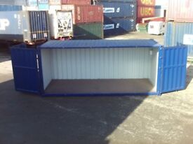 Complete Side opening 20 foot Container