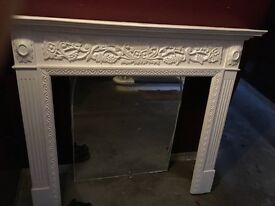 Victorian style fire surround for sale £150