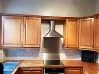 Solid Cherrywood Kitchen