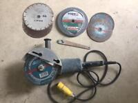 """Bosch GWS 20-230 - 110v 9"""" grinder"""