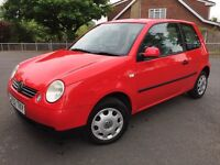 VW Lupo Hatchback 1.0 E 63,000 2 Owner Excellent Throughout !No Faults