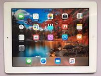 Apple iPad 2 1395 32GB Wi-Fi - White Very Good Condition
