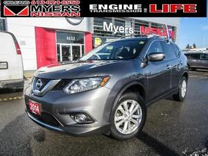 2014 Nissan Rogue SV AWD, INTELLIGENT KEY, HEATED SEATS, SPORT M