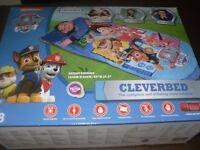 Nickelodeon Paw Patrol Clever bed brand new in box