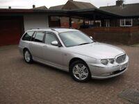 2004 Rover 75 Estate Tourer Se, 2.0 CDTi DIESEL, £875. (( P/X Welcome ))