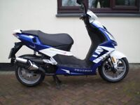 peugeot speedfight 3 50 scooter 2013
