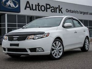 2012 Kia Forte Heated Leather Seats| Navi.| Sunroof|