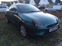 Looking for Sporty and affordable car like Ford Puma then TALK TO ME!!!