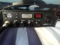 Lowe TX -40 cb radio & Antenna for sale