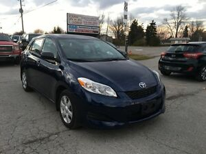 2009 Toyota Matrix **AUTOMATIC**ONLY 78KM!!!