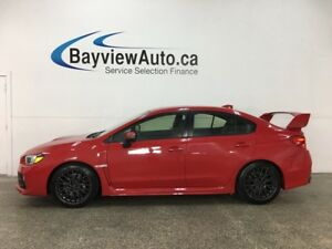 2017 Subaru WRX STI Sport - ALLOYS! SUNROOF! HTD SEATS! STARL...