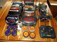 (Nittro Petrol) Rc Remote Controlled (Car) (Cost £300)