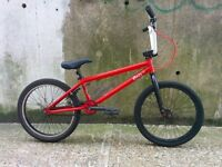 BMX WETHEPEOPLE new components, bicycle, salt, arcade