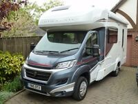 Auto Trail Imala 620 Motorhome 5-berth, 2015 plate 3,400 miles, INCLUDES EXTRAS IMMACULATE CONDITION