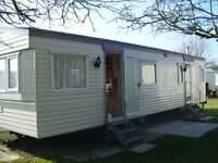 Holiday caravan White Horse Bunn Leisure £140-£545 per week