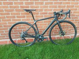 Canyon Endurace CF SLX Disc 8.0 DI2 (NEW) RRP 4499.00