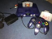 Nintendo 64 includes everything in picture