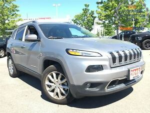 2016 Jeep Cherokee *LIMITED*4X4*3.2LV6*PANORAMIC ROOF*NAVIGATION