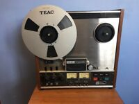 TEAC Tape Recorder