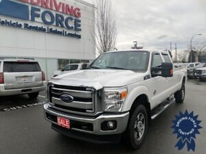 2016 Ford Super Duty F-350 Lariat Crew Cab 4X4 w/8' Box, 6.7L