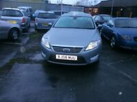 FORD MONDEO 2.0 TDCI 6 SPEED FULL MAIN DEALER HISTORY