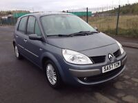 (57) Renault scenic privilege 1.6 automatic , mot - May 2017 , full service history ,astra,focus