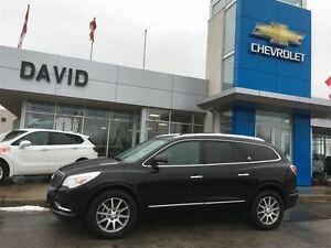 2016 Buick Enclave 1SL LEATHER, AWD 5DDR, SUNROOF, REMOTE START