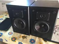 Pair of Revolver Beretta speakers