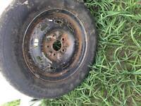 4 Winter Tires w/ Winter Rims