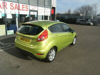 2009 58 FORD FIESTA 1.2 ZETEC 5D 81 BHP **** GUARANTEED FINANCE **** PART EX WELCOME