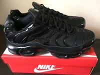 Nike Tn Tuned 1 new in box all black