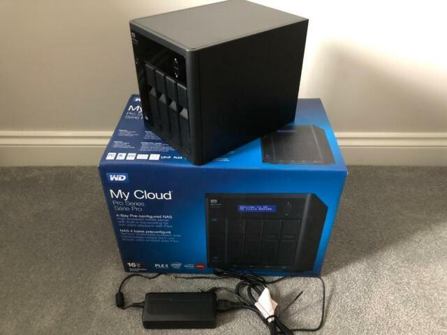 Western Digital PR4100 16TB NAS Storage | in Sherburn in Elmet, West  Yorkshire | Gumtree